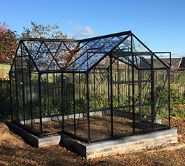 Orangery New Greenhouses