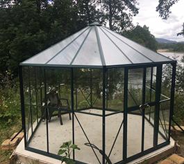 Hexagonal Greenhouses
