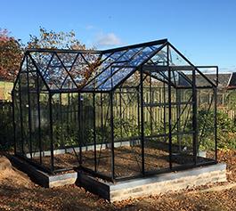 Orangery Greenhouses